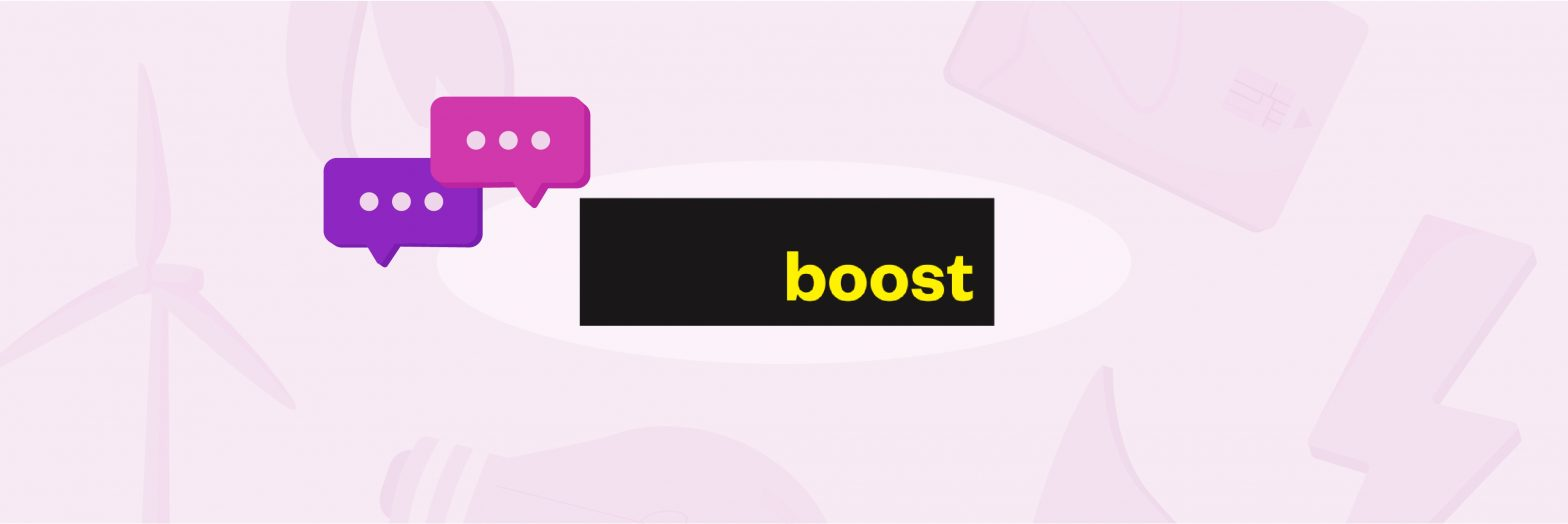 Contact boost cover