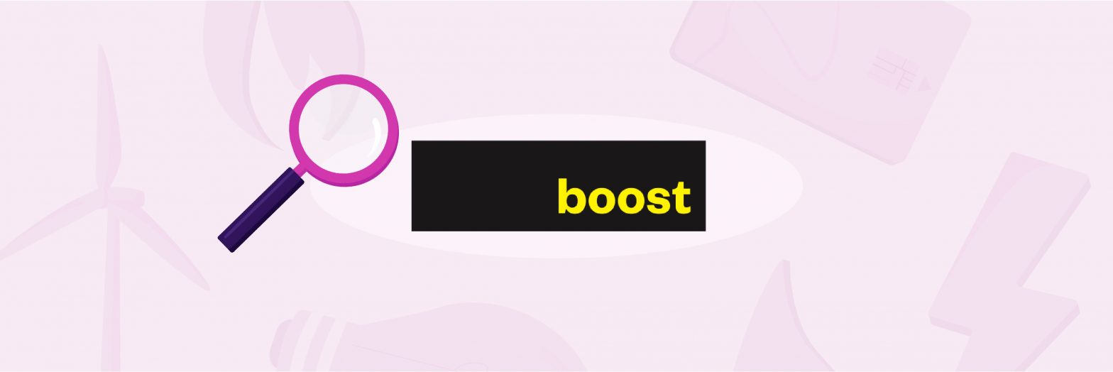 Boost cover