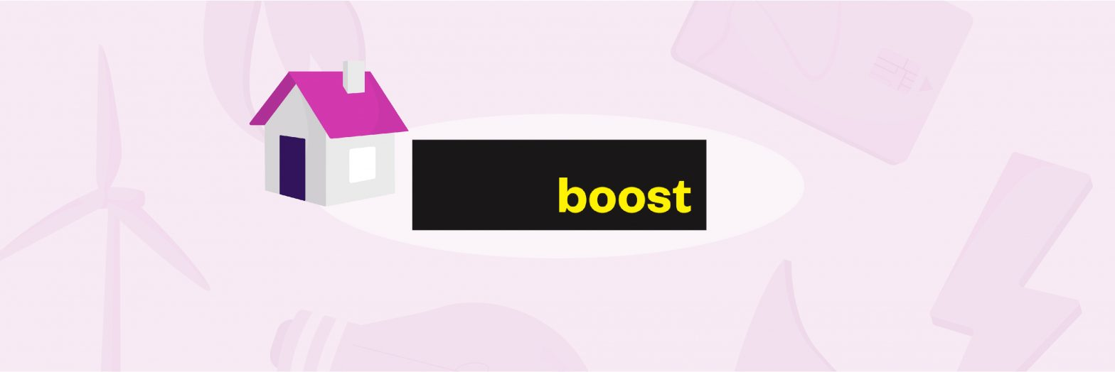 Boost Warm Home Discount cover