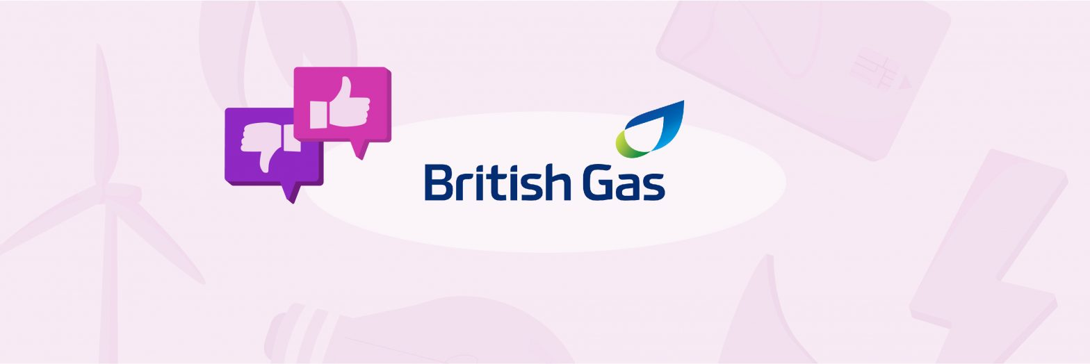 British Gas reviews cover
