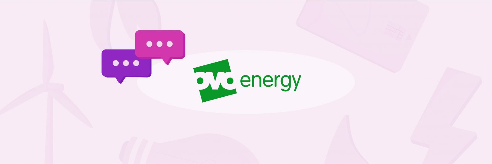 Contact OVO Energy cover