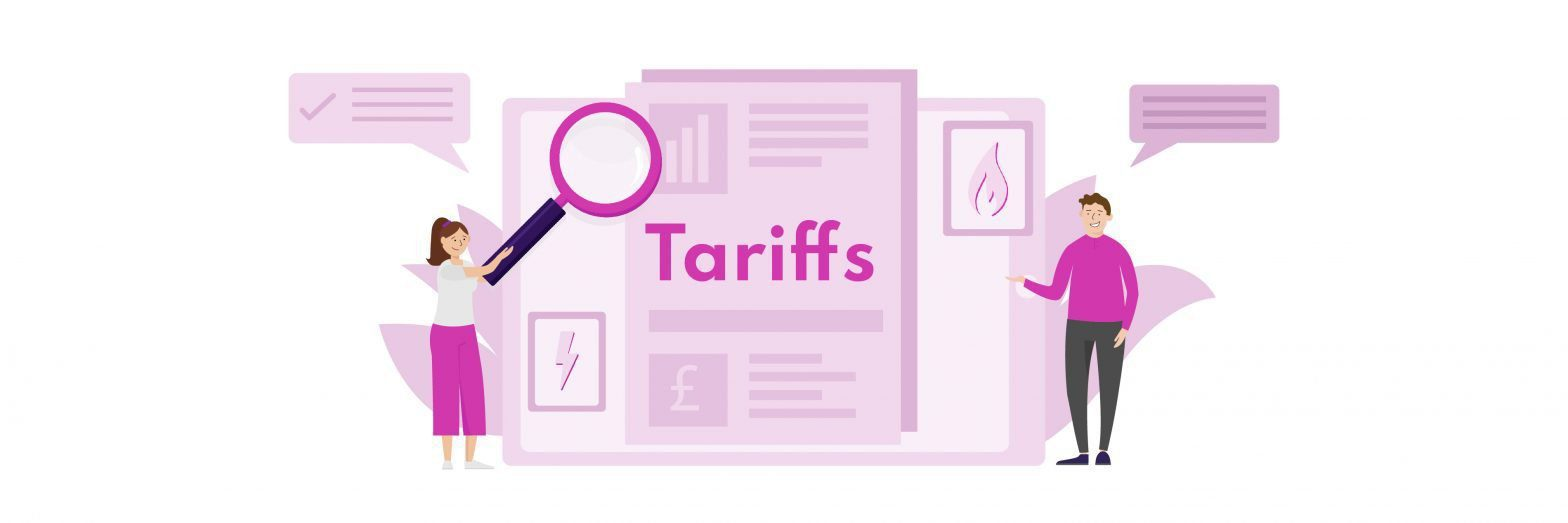Guides about gas and electricity tariffs